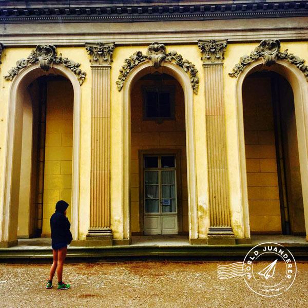 San Soucci Palace 3