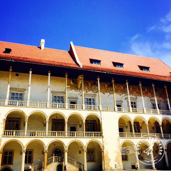 Wawel Castle 4