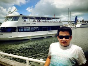 Lady Miami Party Boat