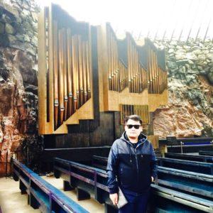 Lutheran Rock Church of Helsinki