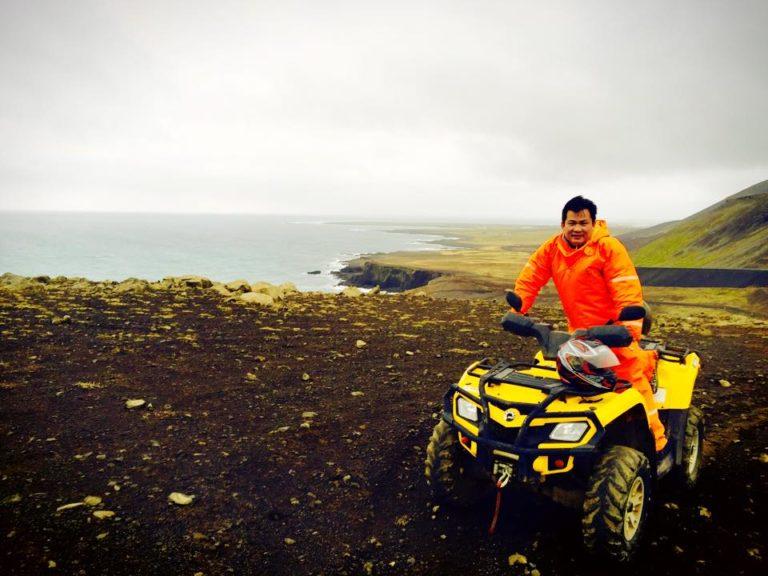 Reykjavik Peninsula
