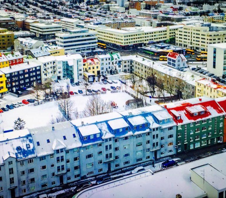 Foss Hotel Lind, Reykjavik