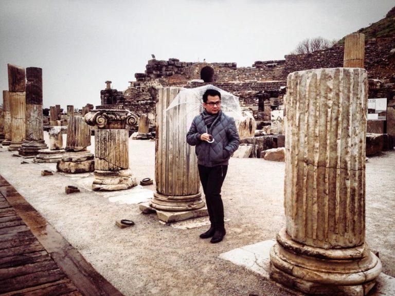 Ephesus, Ruins in Turkey