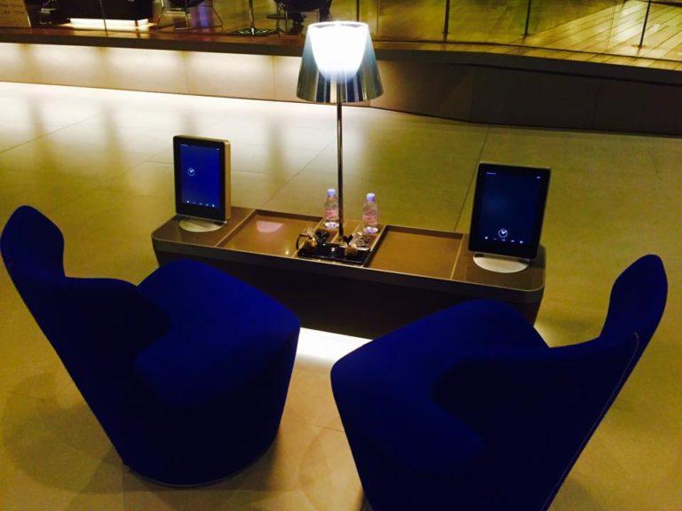 Qatar Premium Business Class Lounge
