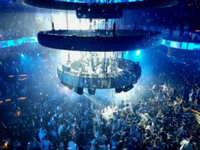 Omnia Night Club Cesars Palace