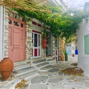 Naxos Island Old Town