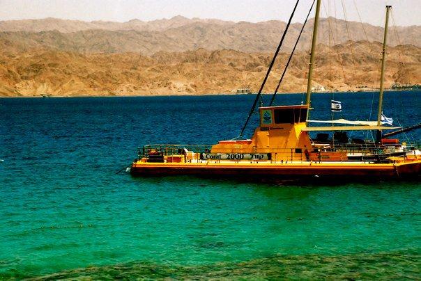 Elliat City, Red Sea
