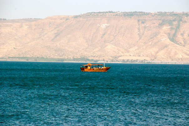 Lake Galilee