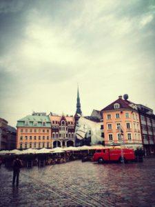 Riga City Centre