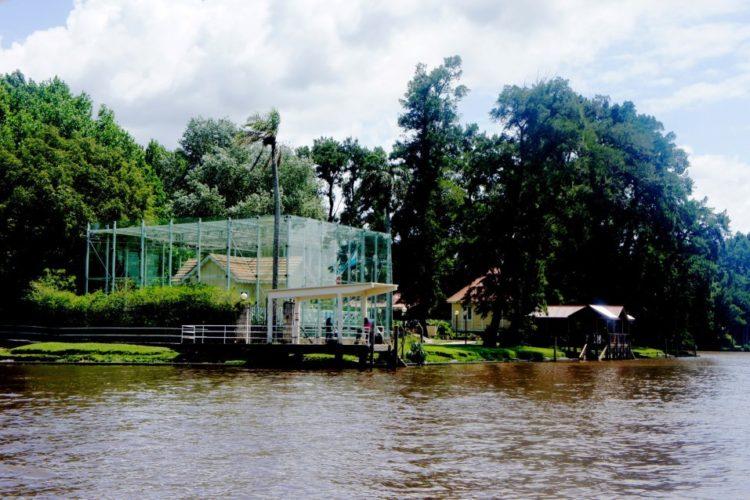 El Tigre Island