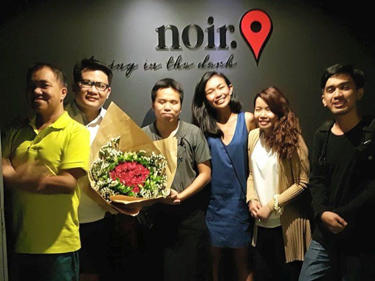 Noir - Dining in the Dark