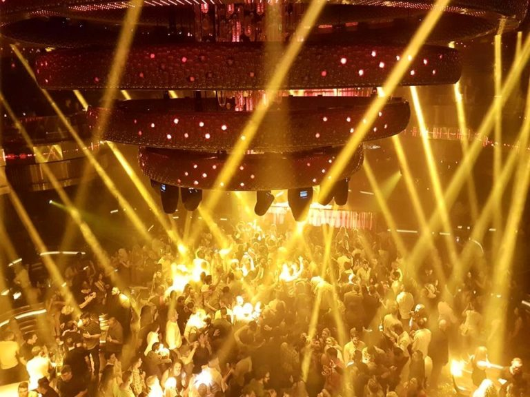Omnia Night Club Cesars Palace