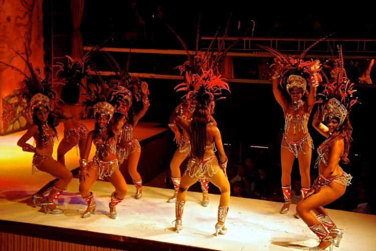 Plataforma Samba Club, Rio