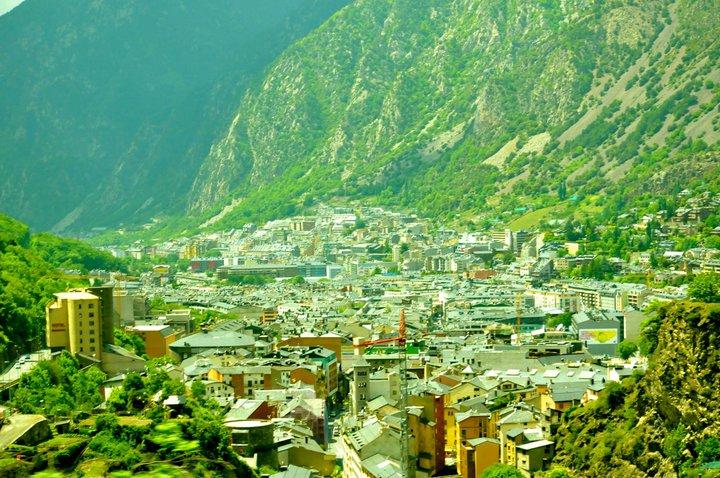 Escaldes, Andorra