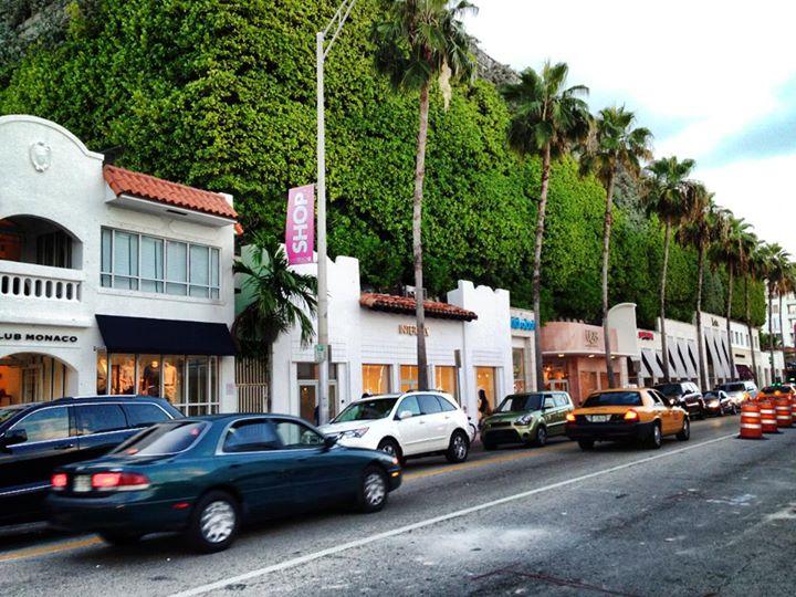 South Beach Art Deco District