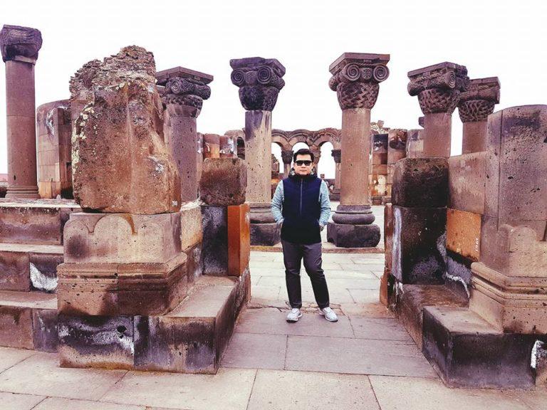 Zvartnots Temple