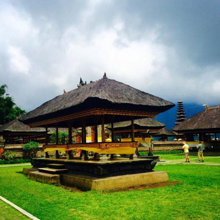 Bedugul Lake Rest Area