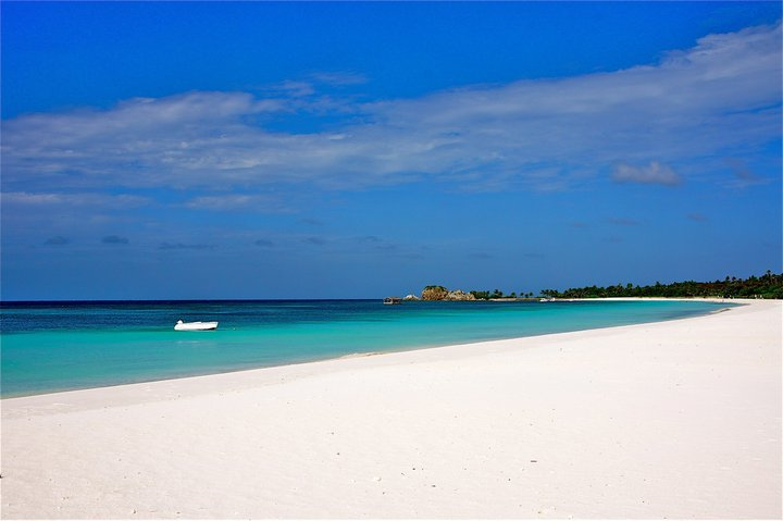 Amanpulo, Pelican Island