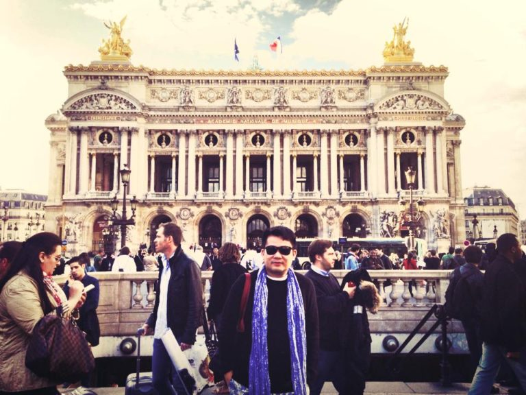 Opera House Paris 2014