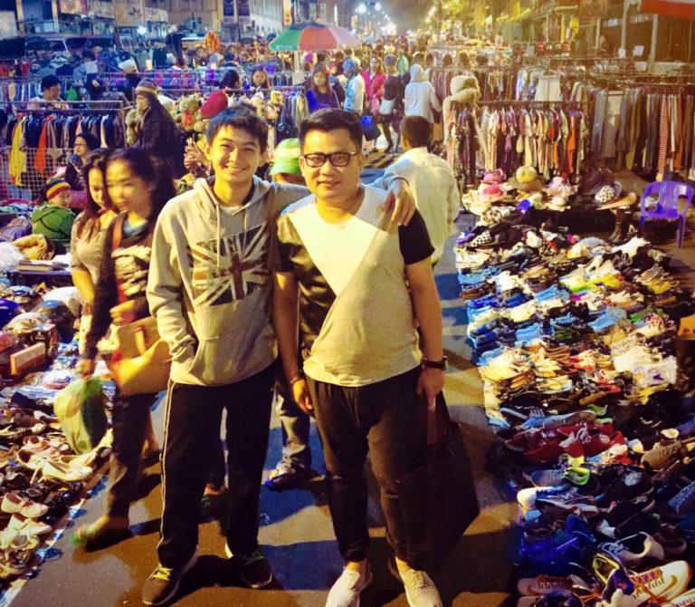 Wagwag in Baguio