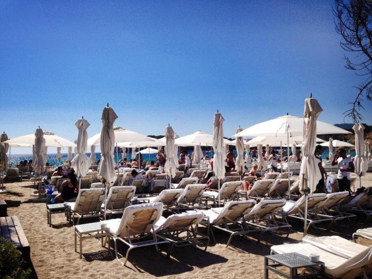 Cala Es Jondal, Ibiza