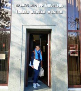 Ervand Kochar Museum