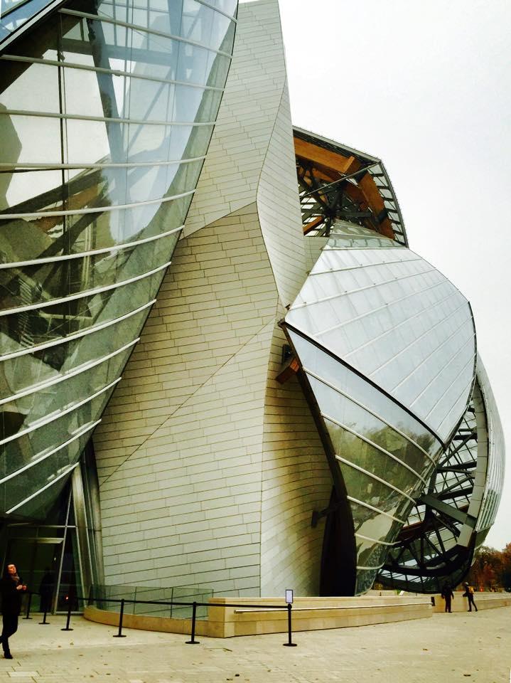 Fundacion Louis Vuitton