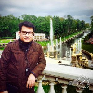 Czars Winter Palace