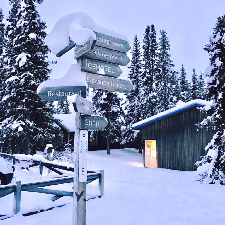 Icehotel Jukkasjärv//Sweden.