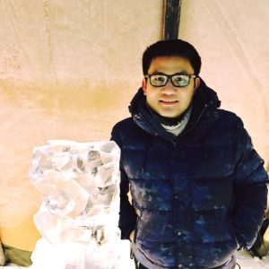 Ice Sculpting Lesson