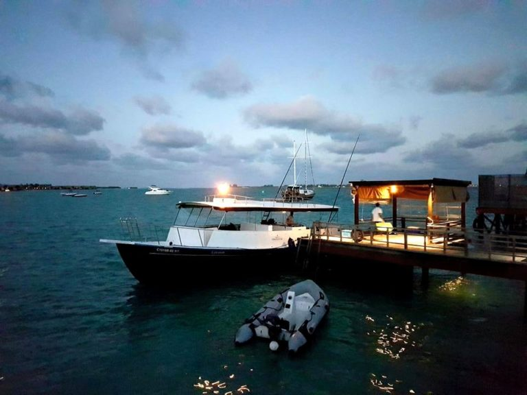 Fishing in Indian Ocean