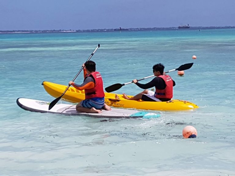 Kayaking and Paddle Board Activities