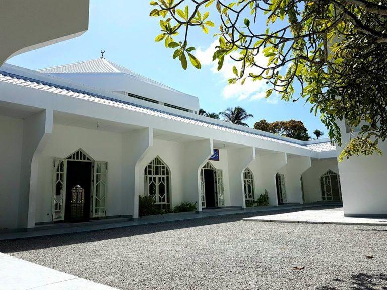 Mosque in Seenu