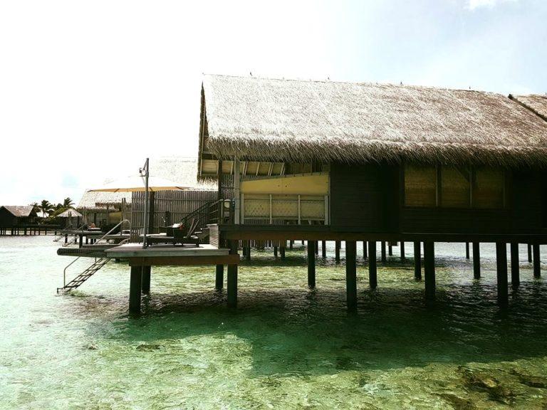 Under Water Villas