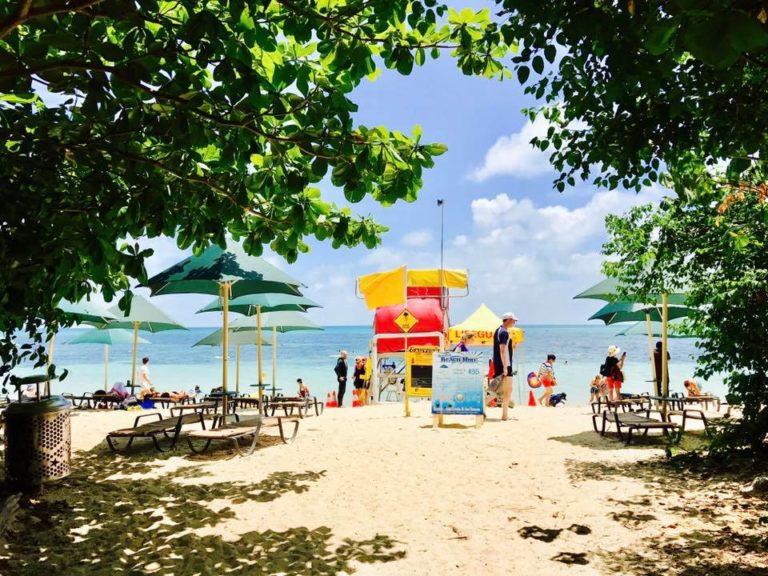 Green Island + Trinity Beach