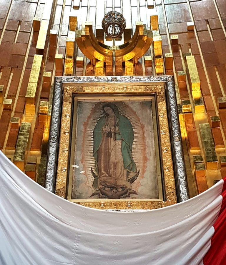 Basílica De La Virgen De Guadalupe
