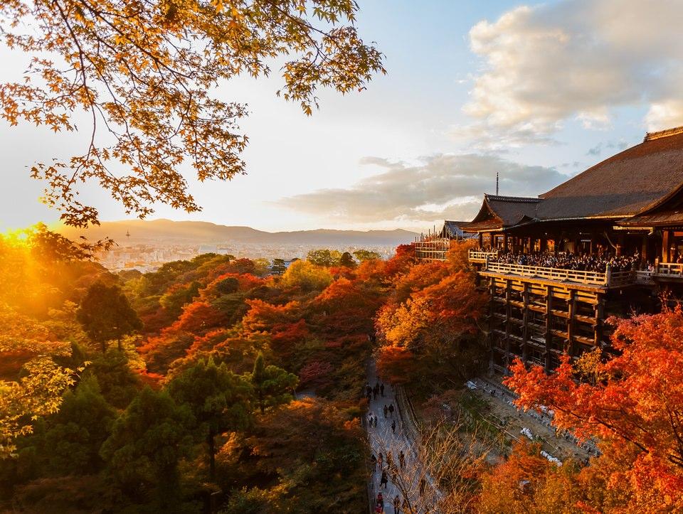 Kiyomizu- dera Temple