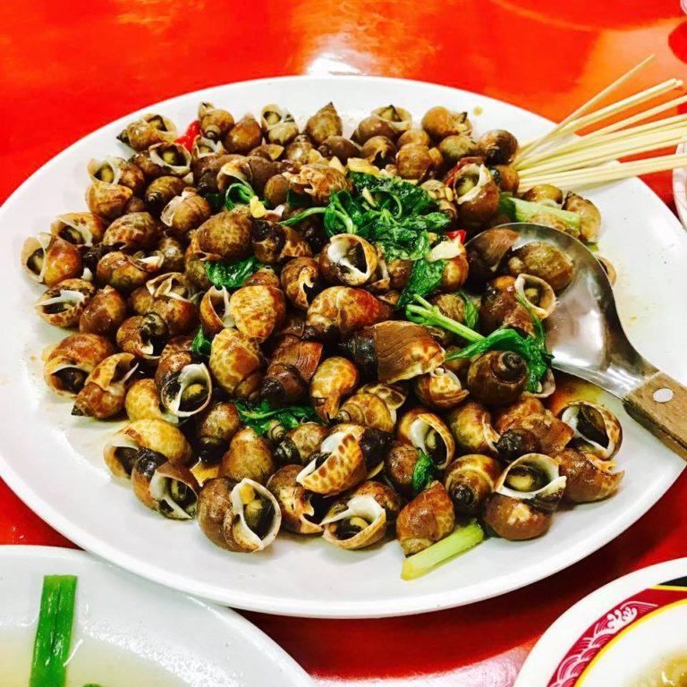 Chu Wa Seafood Market