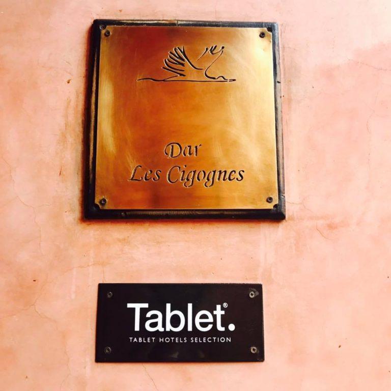 Dar Les Cigognes by Sanssouci
