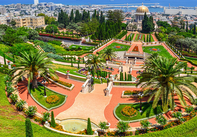 israel-haifa-bahai-shrine-and-gardens