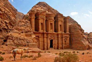 Al-Dayr-Petra-Jordan