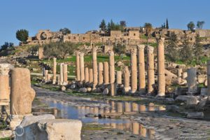 umm_qais_colonnaded_street